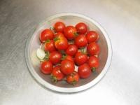 トマトの冷製パスタt01