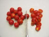 トマトの冷製パスタt13