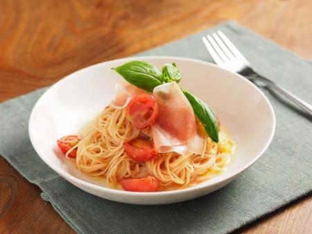 トマトの冷製パスタt37