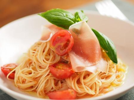 トマトの冷製パスタt52