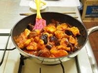 鶏むね肉のトマト煮t15