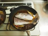 シログチの煮付けt22