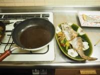 シログチの煮付けt36