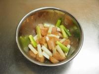 鶏むね肉のキムチ焼きt06