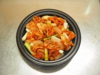 鶏むね肉のキムチ焼きt08