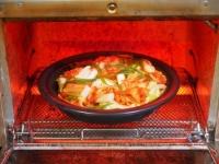 鶏むね肉のキムチ焼きt13