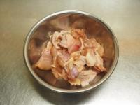鶏肉のガリマヨトマト煮t05