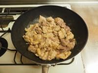 鶏肉のガリマヨトマト煮t15