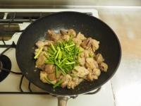 鶏肉のガリマヨトマト煮t16