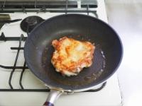 照り焼きチキンステーキ親子丼t06