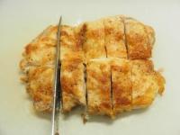鶏もも肉の明太マヨネーズ焼t14