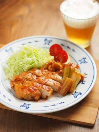 鶏むね肉の香味照り焼きt71