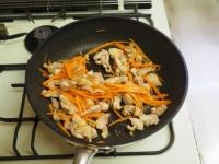 鶏肉とオクラのひじき煮17