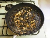 鶏肉とオクラのひじき煮20
