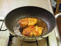 鶏むね肉のチーズ焼き12