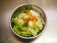 野菜たっぷりそーめんチャンプル05