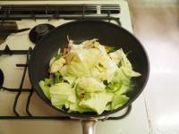 野菜たっぷりそーめんチャンプル12