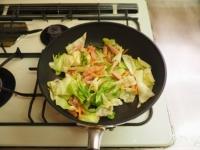 野菜たっぷりそーめんチャンプル13