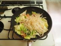 野菜たっぷりそーめんチャンプル14