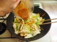 キャベツと鶏むね肉のピリ辛生14