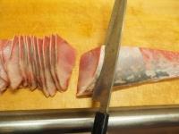 ぶりのごま握り寿司09