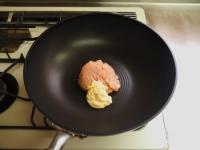 キャベツとひき肉のカレーマヨ炒08