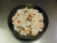 焼きサンマのちらし寿司11
