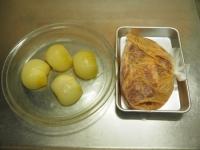 豚肉のにんにく味噌焼き14