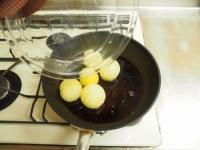 牛肉とマッシュルームのすき焼09