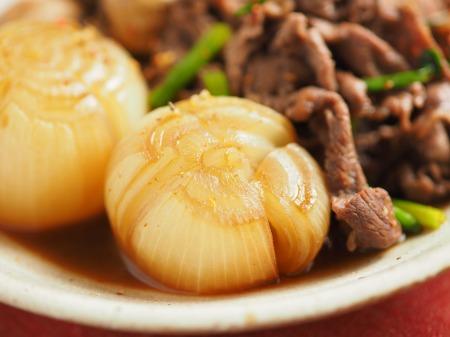 牛肉とマッシュルームのすき焼53