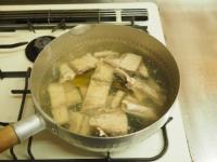 コシナガマグロの味噌汁10