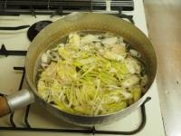 コシナガマグロの味噌汁15