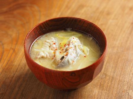 コシナガマグロの味噌汁29