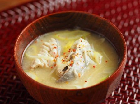 コシナガマグロの味噌汁19