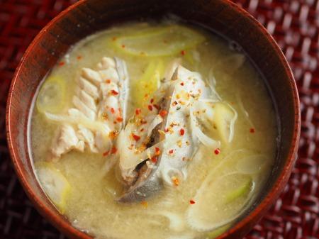 コシナガマグロの味噌汁21