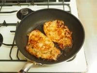 豚肉のタバスコ味噌焼き16