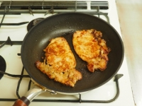 豚肉のタバスコ味噌焼き18