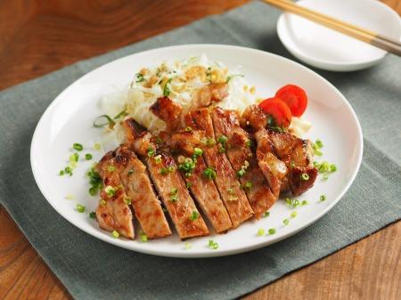 豚肉のタバスコ味噌焼き37