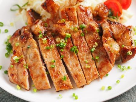 豚肉のタバスコ味噌焼き39