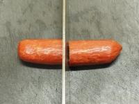 大根とサラミのシャキシャキサラ05