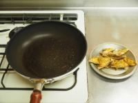 余った刺身の焼肉炒め11