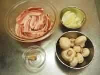 豚ばら肉とマッシュルームの塩02