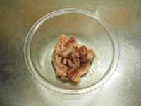 豚ばら肉とマッシュルームの塩08