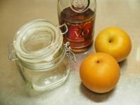 フルーツブランデー梨b01
