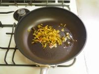 あさりと高菜の和風スパゲティ11