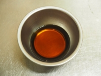 砂肝とキノコの高菜炒め20