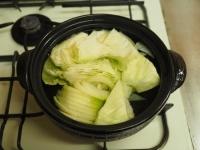 柔らか豚肉のにんにく味噌鍋12