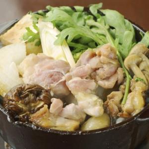 鶏すき小鍋