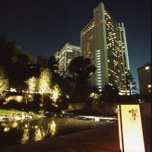 夜、ANA風庭