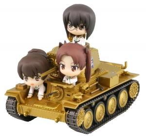 ガールズ&パンツァー 38t 戦車BC型 エンディングVer親善試合時
